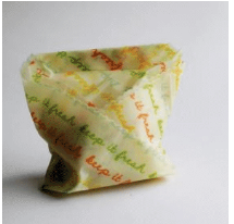 Load image into Gallery viewer, Vegan Wax Wrap - Medium or Large Pack