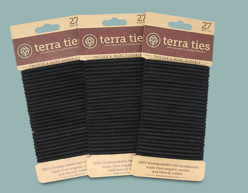 Terra Ties 100% Organic & Biodegradable