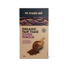 Load image into Gallery viewer, Organic Fair Trade Cocoa Powder – 200g