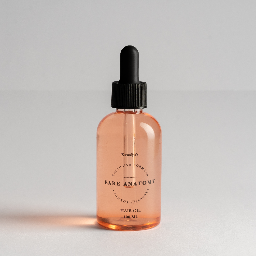 Personalized Hair Oil