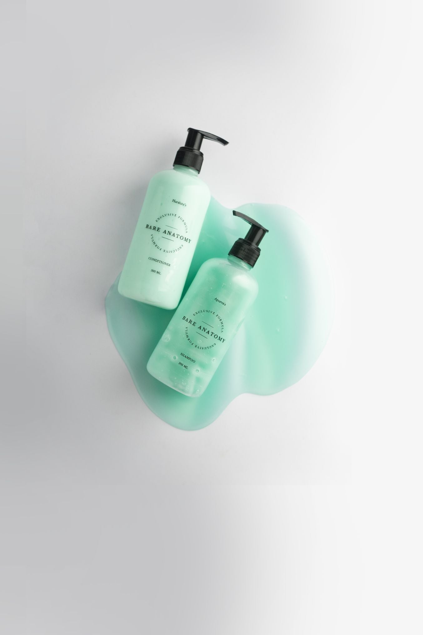 Bare Anatomy A customized duo formulated for your unique hair goals