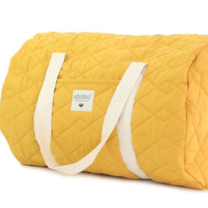 "Sac week-end ""Farniente Yellow"" Nobodinoz"