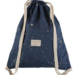"Sac à dos Koala ""Gold Stella Night Blue"" Nobodinoz"