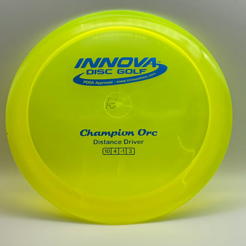 Orc - Champion - Yellow - 175g