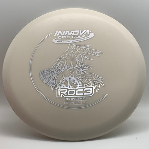 Roc3 - DX - White - 180g