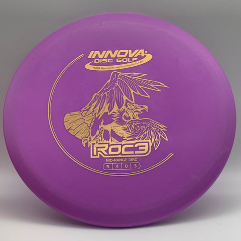 Roc3 - DX - Purple - 180g
