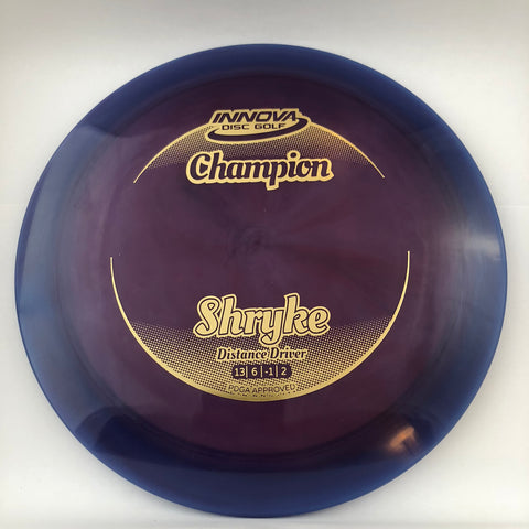 Shryke - Champion - Purple - 175g