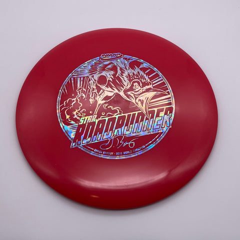 Roadrunner - Greg Barsby - Star - Red - 167g