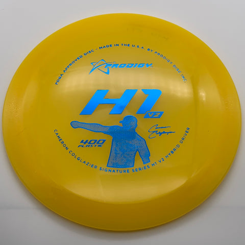 H1 V2 - Cameron Colglazier Signature Series - 400 - Yellow - 173g