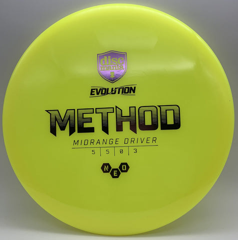 Method - Evolution Line - Neo - Yellow - 179g