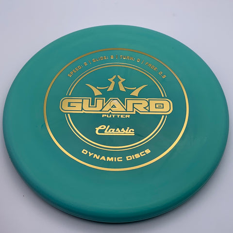 Guard - Classic - Green - 173g