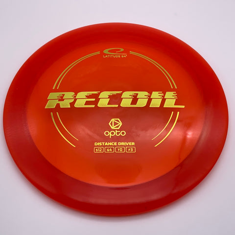 Recoil - Opto - Red - 173g