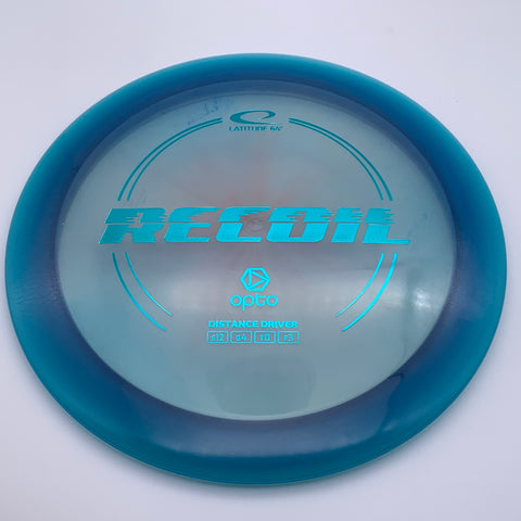 Recoil - Opto - Blue - 174g