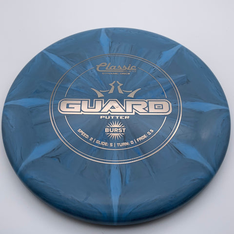 Guard - Classic Blend Burst - Blue - 174g
