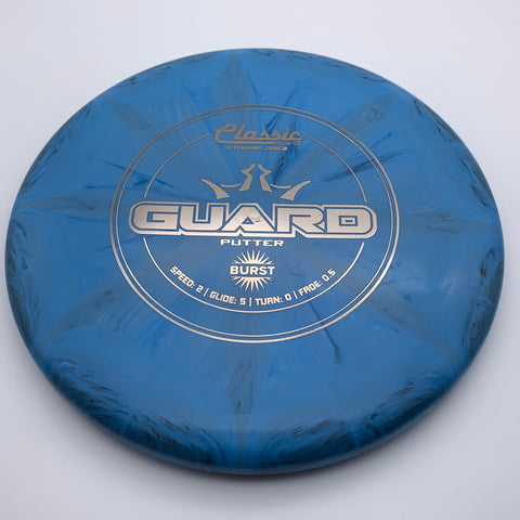 Guard - Classic Blend Burst - Blue - 173g