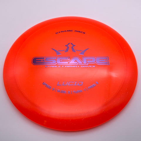 Escape - Lucid - Red/Orange - 173g