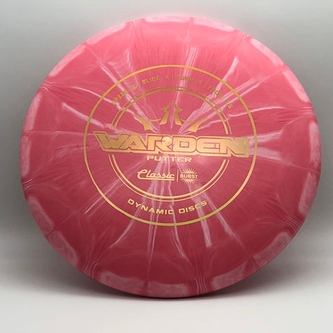Warden - Classic Burst - Red - 174g