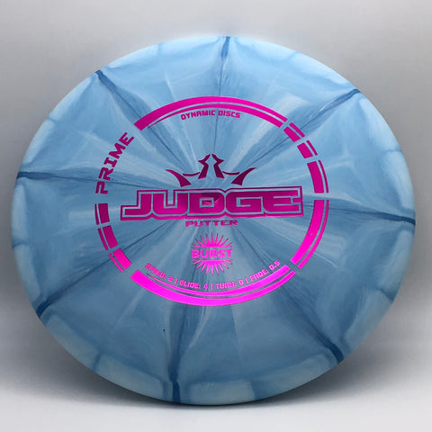 Judge - Prime Burst - Blue - 175g