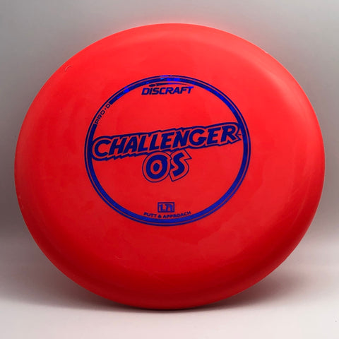 Challenger OS - Pro-D - Red - 172g