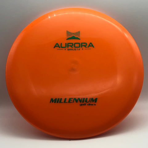 Aurora MS - Sirius - Orange - 180g