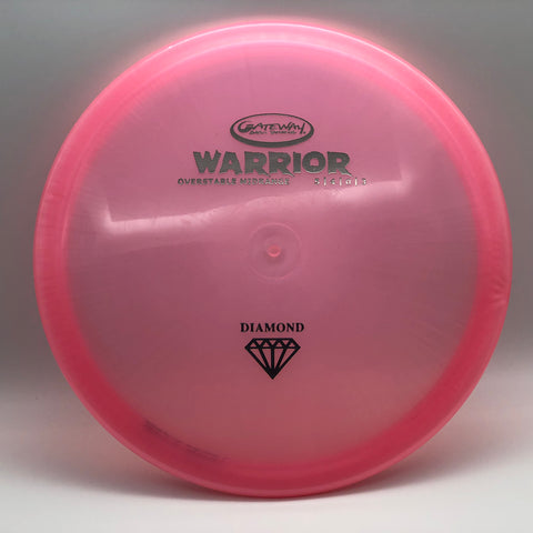 Warrior - Diamond - Pink - 175g