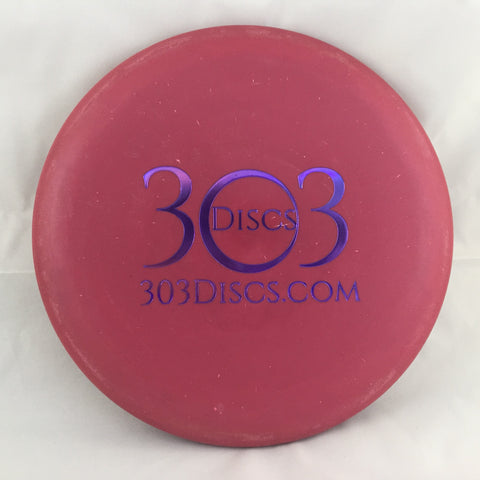 Wizard - 303 Discs - SB - Maroon w/Purple Stamp - 173g