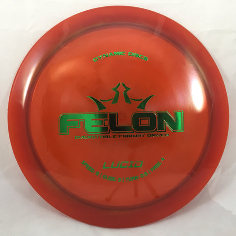 Felon - Lucid - Red - 174g