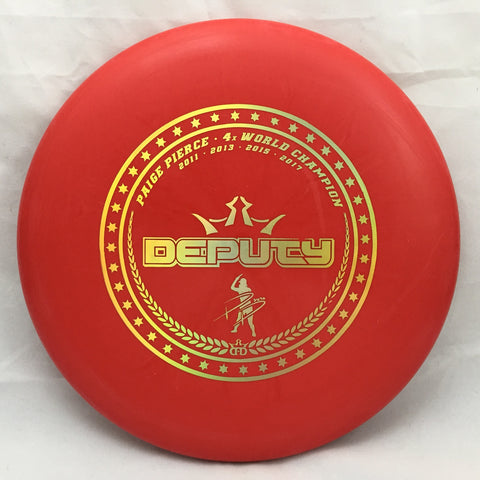 Deputy - Classic - Paige Pierce Limited Edition - Red - 174g