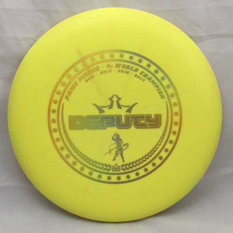 Deputy - Classic - Paige Pierce Limited Edition - Yellow - 173g