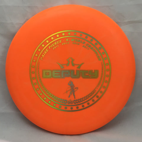 Deputy - Classic - Paige Pierce Limited Edition - Orange - 173g
