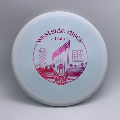 Harp - BT Hard - White - 175g