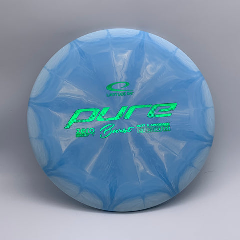 Pure - Zero Soft Burst - Blue - 176g