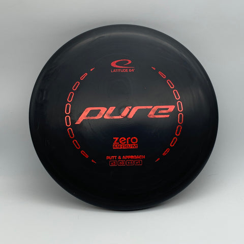 Pure - Zero Medium - Black - 173g - 1