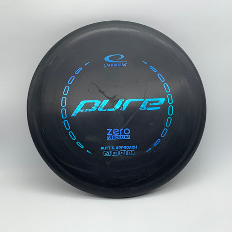 Pure - Zero Medium - Black - 173g - 2
