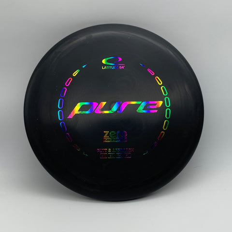 Pure - Zero Medium - Black - 173g - 4