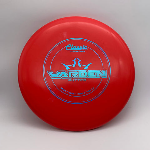 Warden - Classic Blend - Red - 174g