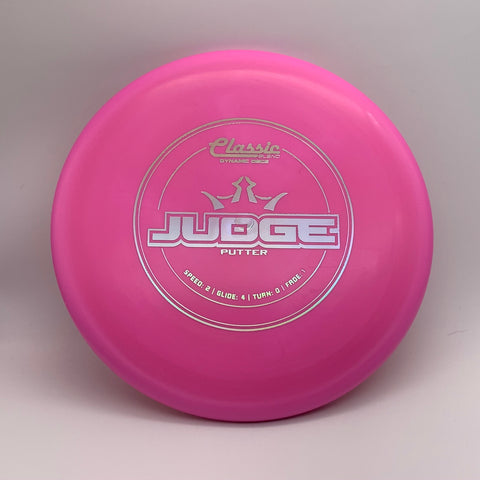 Judge - Classic Blend - Pink - 173g