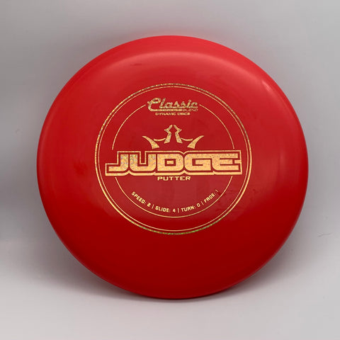 Judge - Classic Blend - Red - 173g