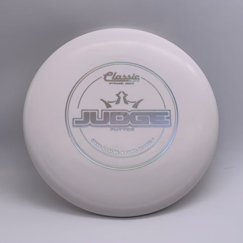 Judge - Classic Blend - White - 173g