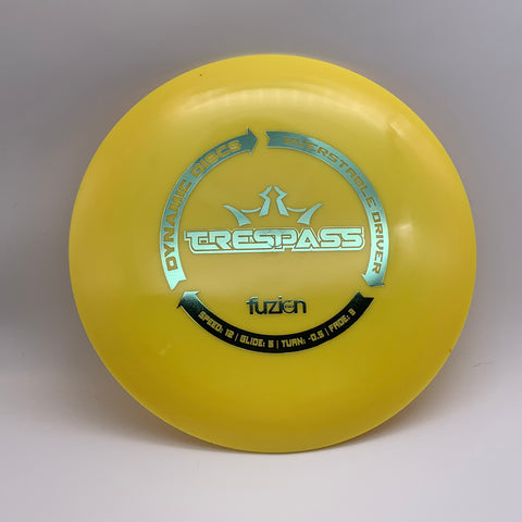 Trespass - BioFuzion - Yellow - 174g