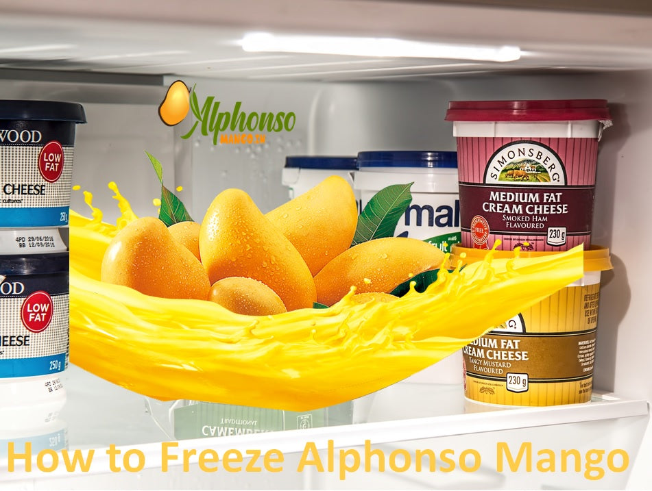 How to Freeze Alphonso Mango
