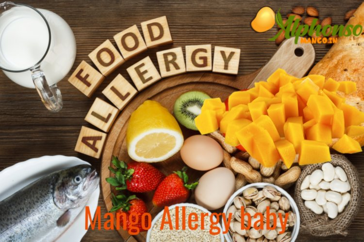 Mango Allergy Baby
