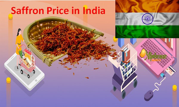 Saffron Price in India