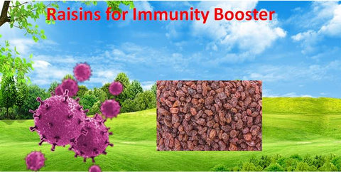 Raisins for Immunity