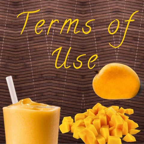 Terms of Use AlphonsoMango.in