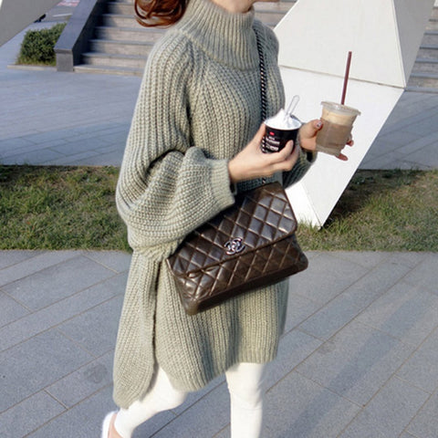 Fashion Casual Long Sleeve Sweater