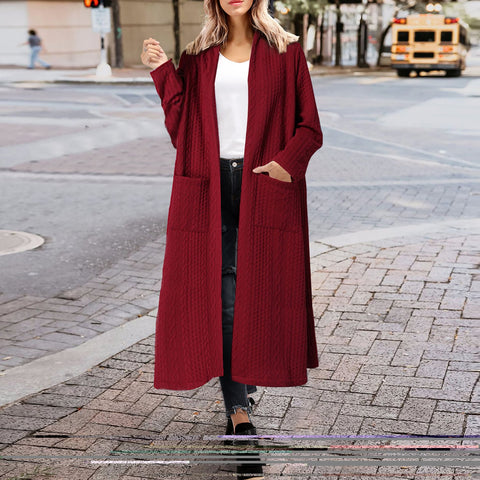 Long Sleeved Jacket With Long Sleeves