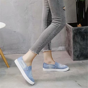 Women's Denim Casual Canvas Shoes
