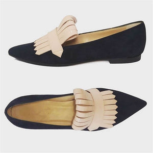 Women's Fashion Wild Point Flat   Shoes