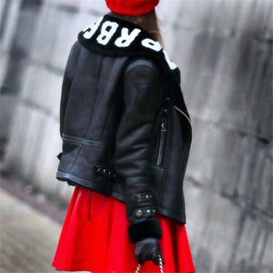Fashion Pure Color Lapel Jacket